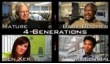 Managing Four Generation in the Workplace